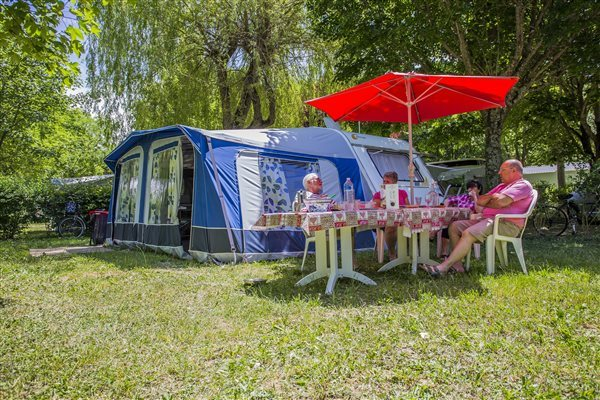 Emplacements Camping les 2 Vallees