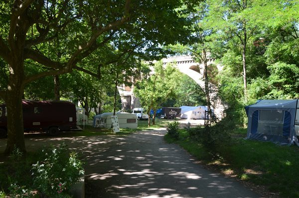 camping la muse gorges du tarn