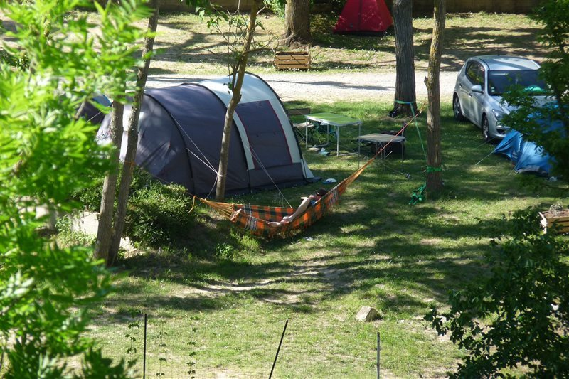 camping gorges du tarn nature