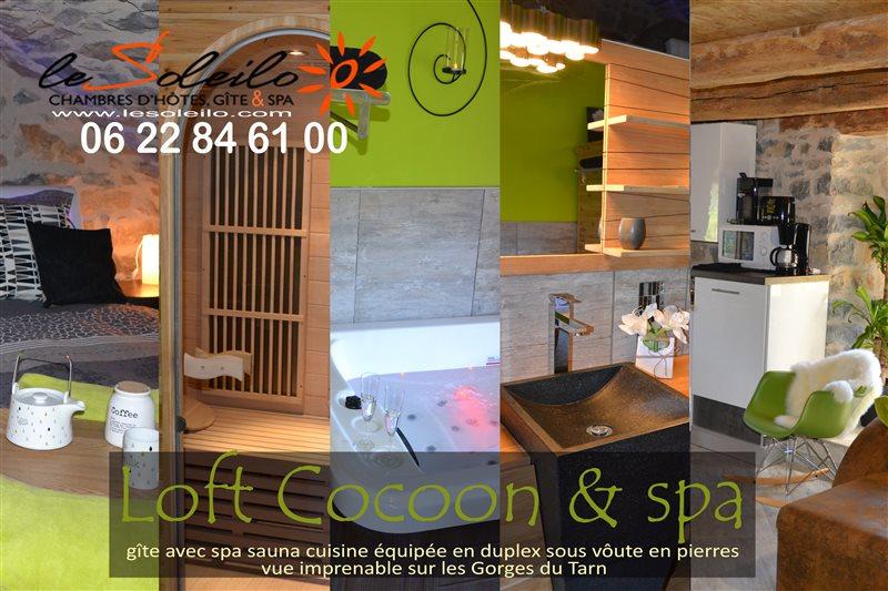 location chambre d\'hôte gîte spa piscine Gorges du Tarn Millau ...