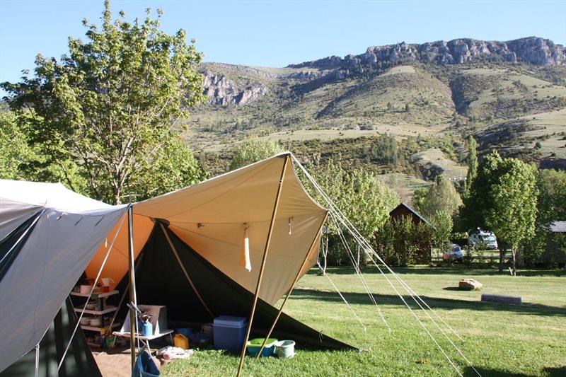 """Résultat de recherche d'images pour """"camping la cascade 48"""""""