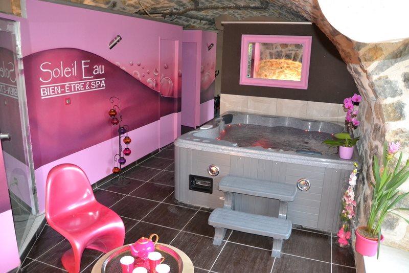 Location Chambre Avec Jacuzzi Privatif Piscine Gorges Du Tarn Millau